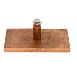 Large Copper Electrode Set (90mm) for Natural Swimming Pool Sanitation