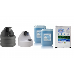 The APF SUPER Package Deal Glass Filter Media APF and Injection System